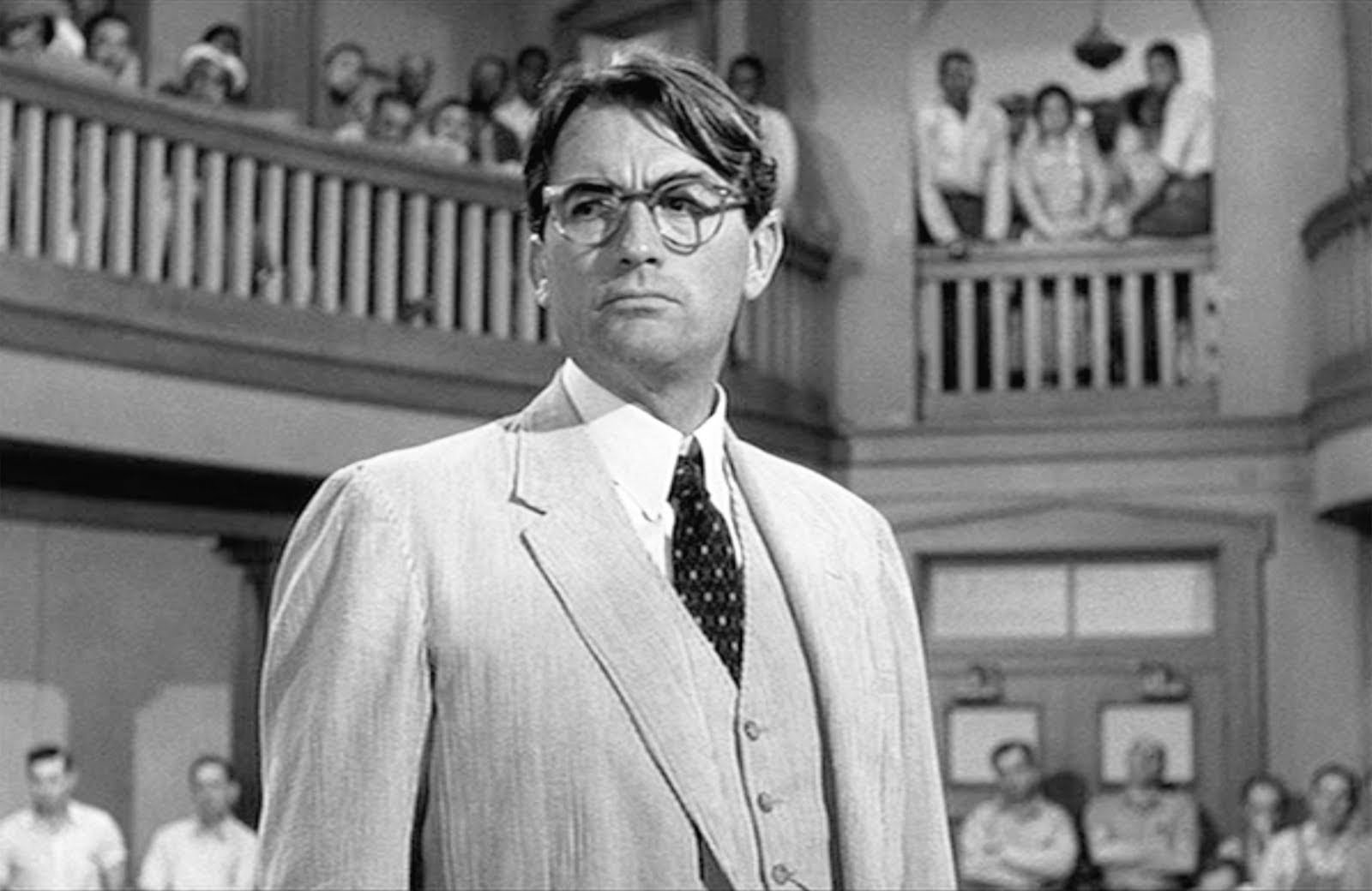 the portrayal of atticus finch in harper lees to kill a mockingbird Harper lee's estate has sued to halt the production of aaron sorkin's broadway staging of to kill a mockingbird due to what it argues is an unfaithful adaptation of the central character, atticus finch.