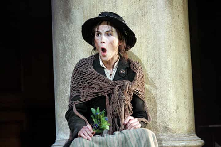 Eliza Doolittle through the century, in My Fair Lady and Pygmalion